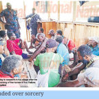 Kul Village, Madang: Beheaded over sorcery